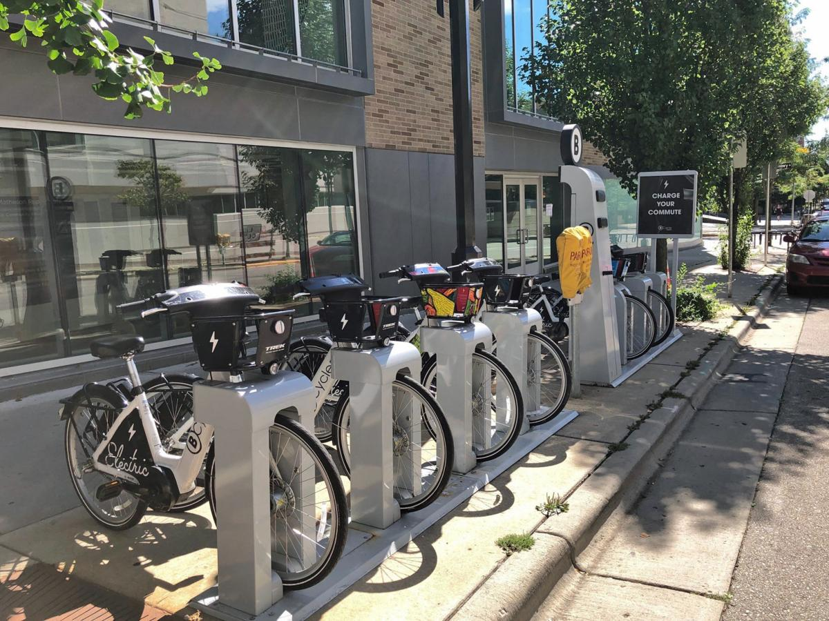 Library BCycles