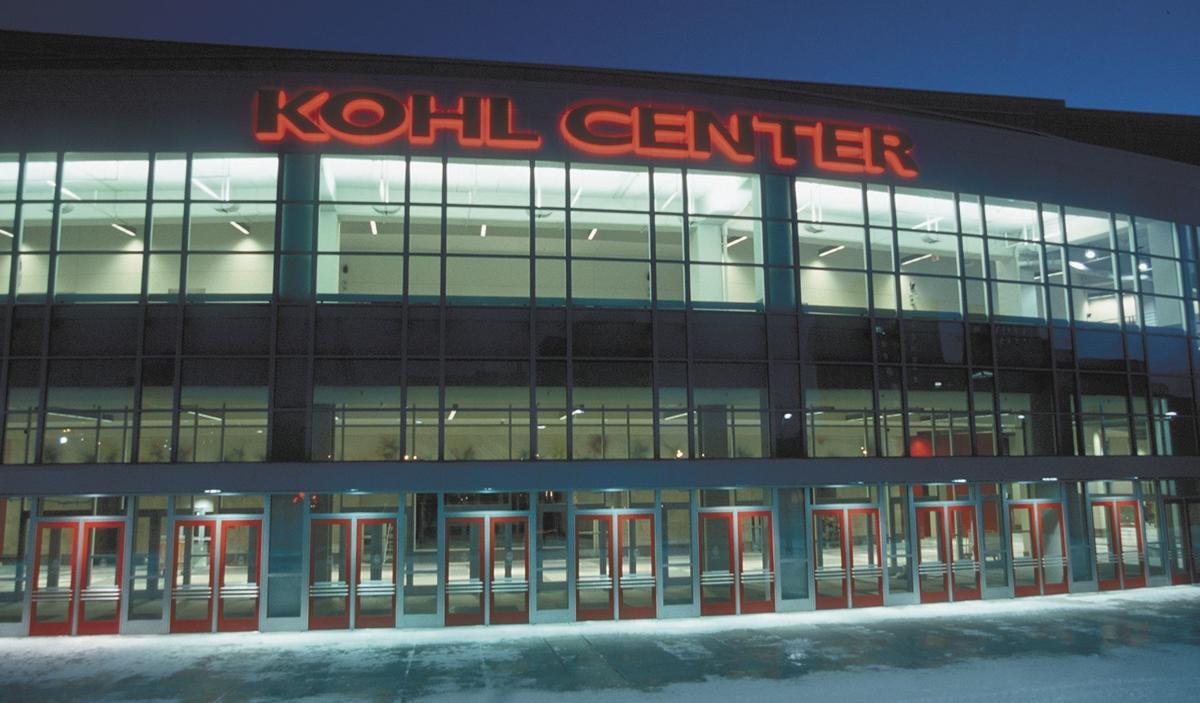 Kohl Center exterior