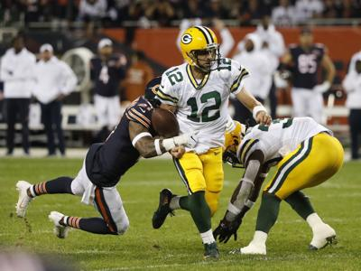 Aaron Rodgers - Packers vs. Bears