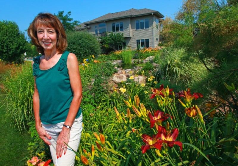 Artist maintains magazine-worthy garden | Lifestyles: Food, Home ...