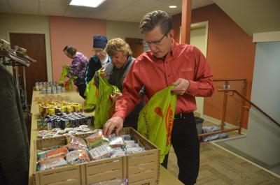 Thoreau Weekend Food Bags
