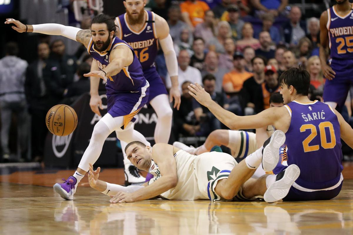 Bucks jump image