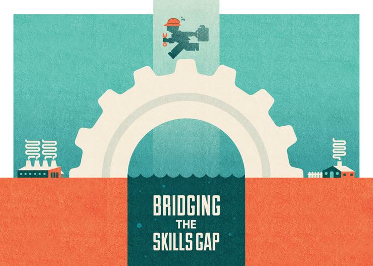Bridging the skills gap: Vocational training takes center stage ...