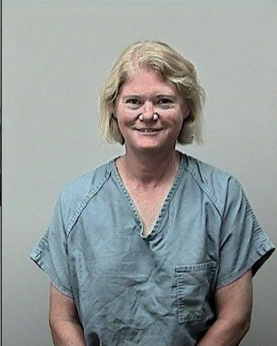 Marla Ahlgrimm 2010 jail photo