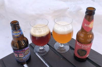 Belgian-style beers 2021