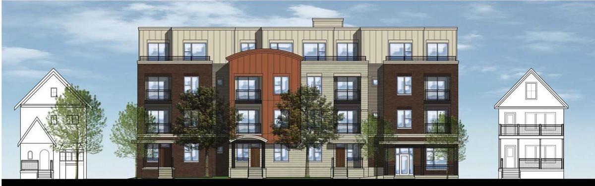 Mifflin Street development rendering