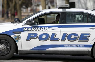 Madison police car squad