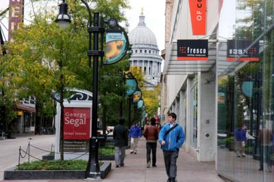 Reflecting Madisons Changing Capitol >> Evolution Of Downtown Madison S Business Mix Worries Some While