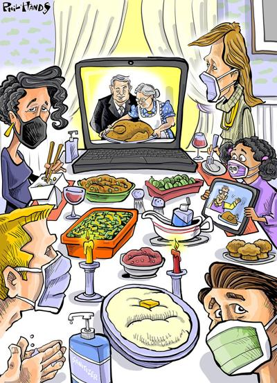 Virtual Thanksgiving