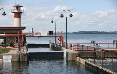 Free boat access to county lakes on Saturday, Tenney Lock extending hours for holiday