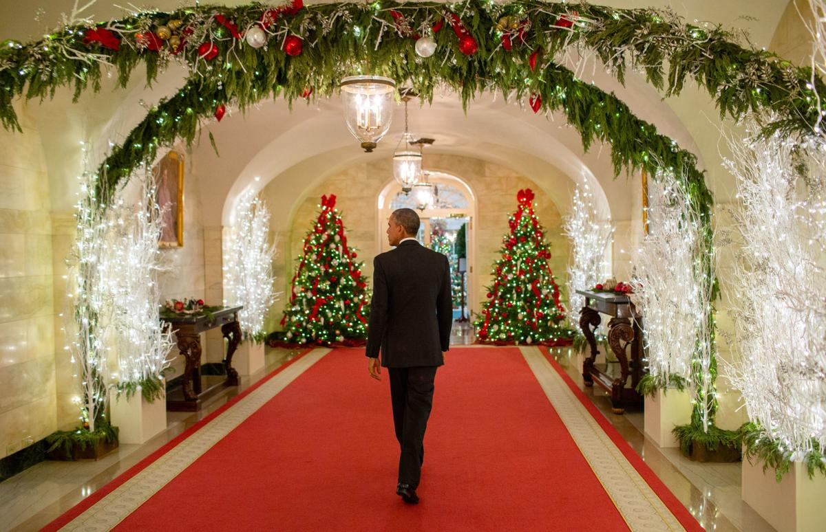 Where Are The Obamas Spending Christmas 2020 Madison photographer Pete Souza shares memories of spending many