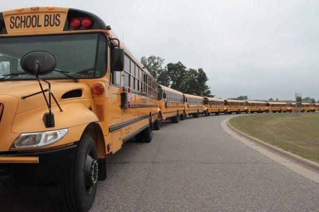 School buses file photo