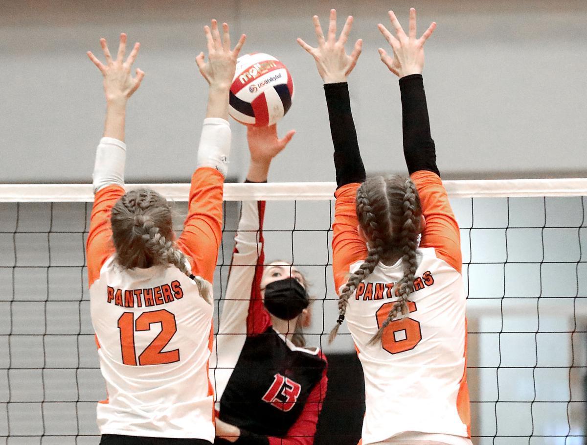 Girls High School Volleyball: Champlin Park vs. Lakeville