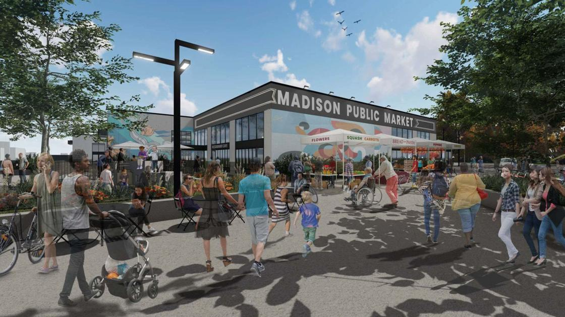 Madison to apply for federal grant funding for public market