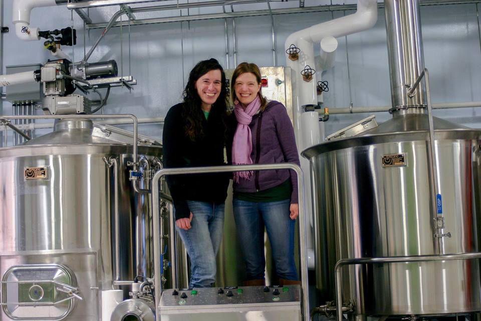 Giant Jones Brewery