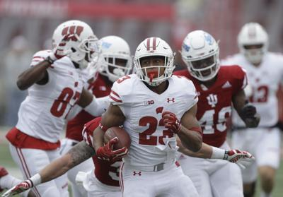 Badgers running back Jonathan Taylor a top candidate for Heisman Trophy