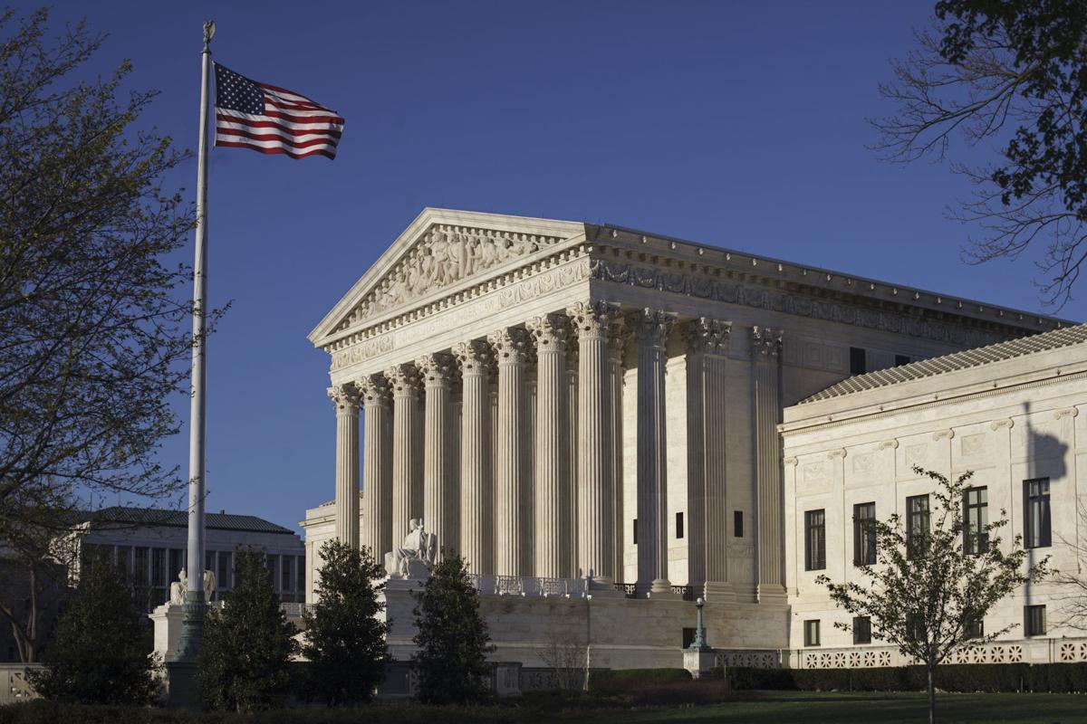 Supreme Court Building in Washington, AP photo (copy)