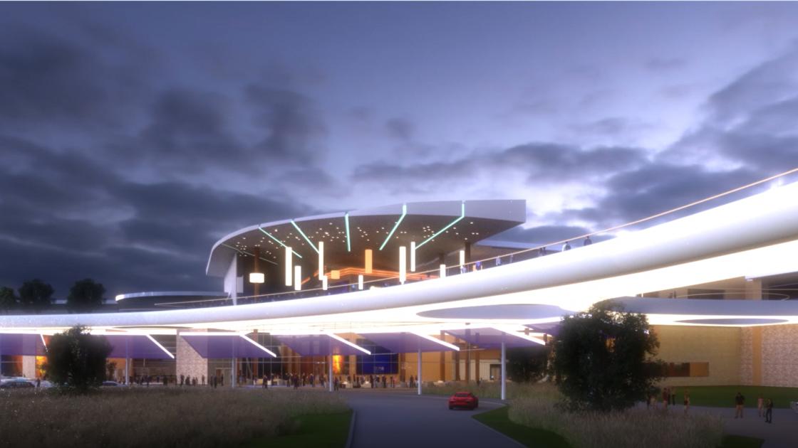 Ho-Chunk detail plans for cultural, entertainment district