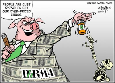 Plain Talk: Big Pharma's greed puts cancer cure out of reach