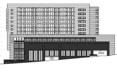 Frey Street hotel proposal