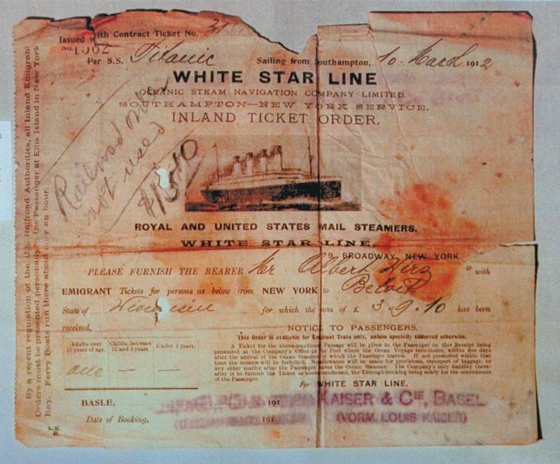Scott Milfred: He was like movie hero in 'Titanic' | Opinion
