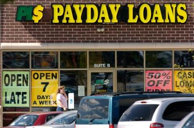 Payday loan business (copy)