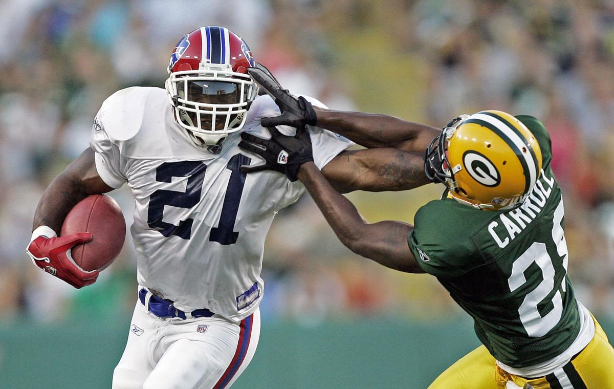 6. Ahmad Carroll, CB, Arkansas (No. 25 overall, 2004) | | madison.com
