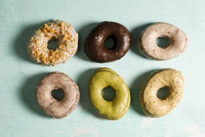 Let's Get Takeout: Shanty Town vegan doughnuts pop up at local coffee shops
