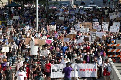AACC Black Lives Matter Solidarity March (copy)