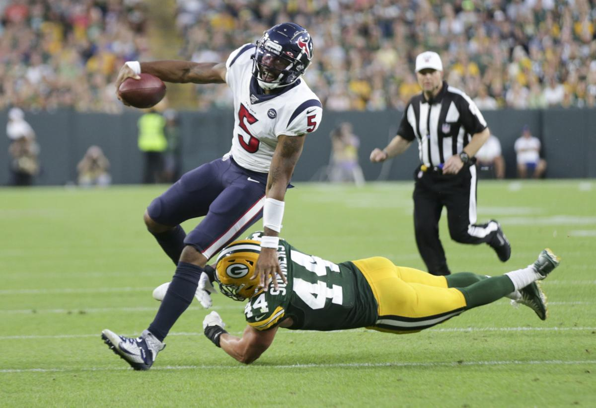 7ebd2c26 As most starters sit, Packers get good look at DeShone Kizer, Tim ...