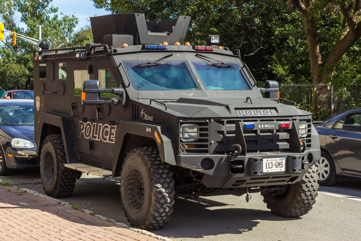 Bearcat G3, Lenco Armored Vehicles