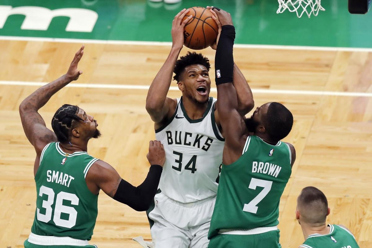 Celtics 122, Bucks 121