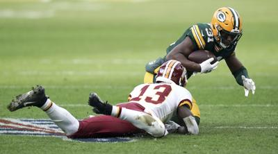 Adrian Amos - Packers vs. Redskins