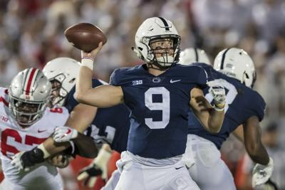 Trace McSorley-Penn State preview