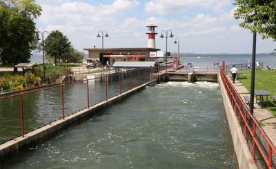 Tenney dam