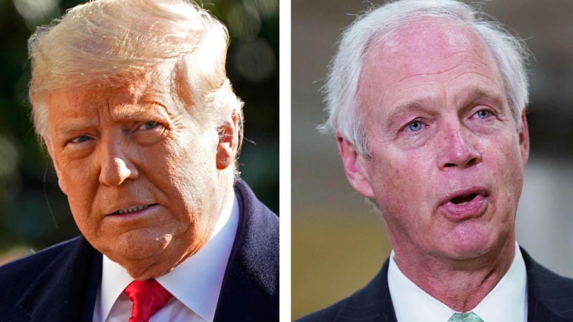 Paul Fanlund: Donald Trump, Ron Johnson and the media's big mistake