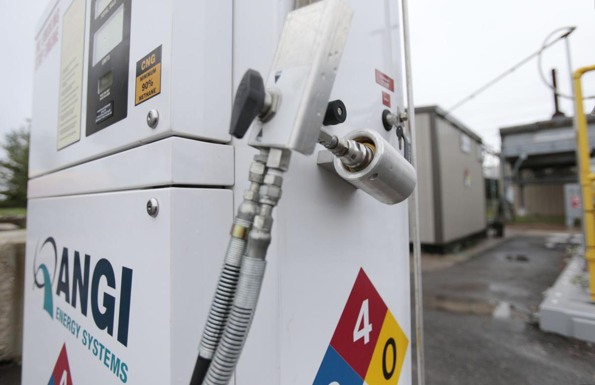 Landfill gases turned to compressed natural gas | Madison