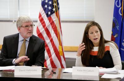 Wisconsin Ethics Commission McCallum