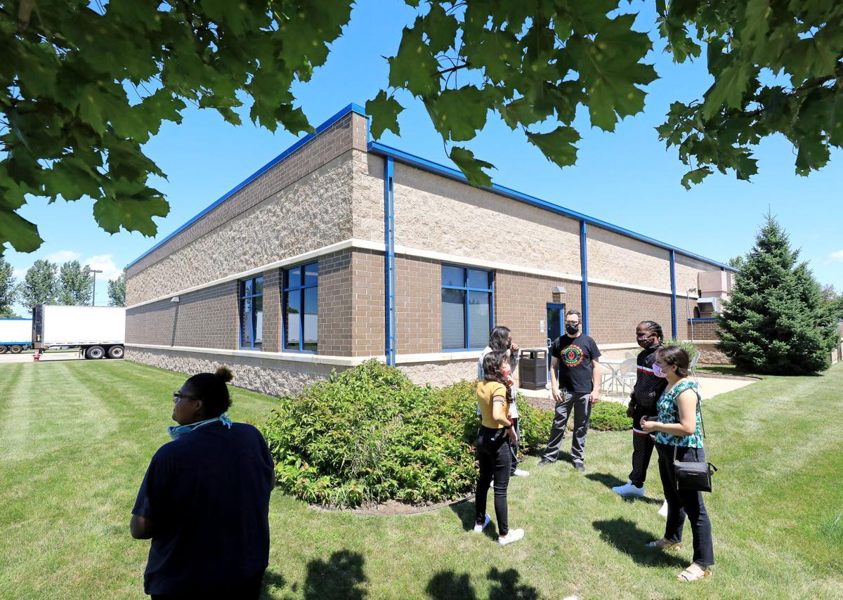 Student-designed school