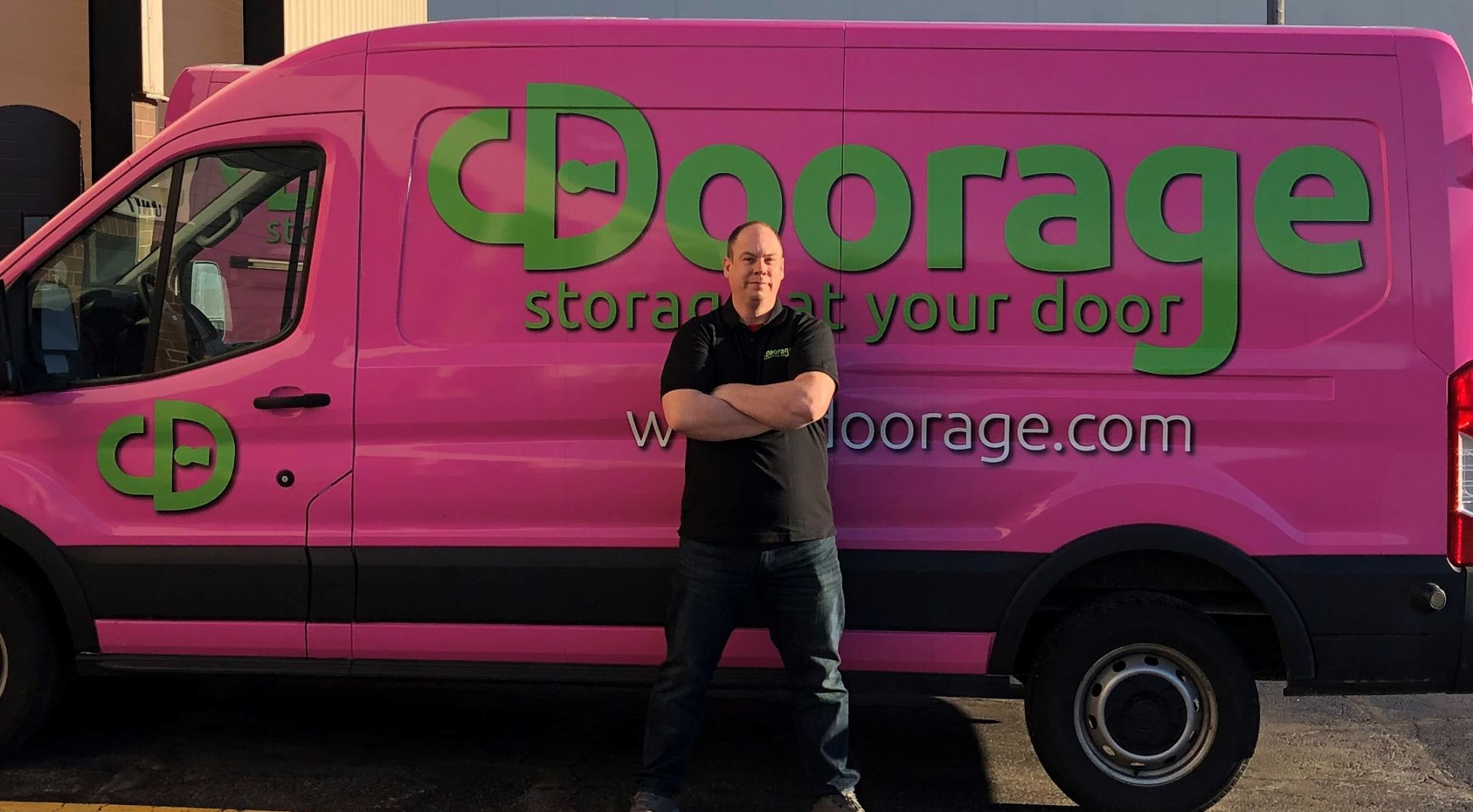 Bon Sean Sandona Founded Doorage In Chicago In 2018 And Last Month Opened  Storage Facilities In Madison And Milwaukee. Customers Do Not Go To The  Storage ...