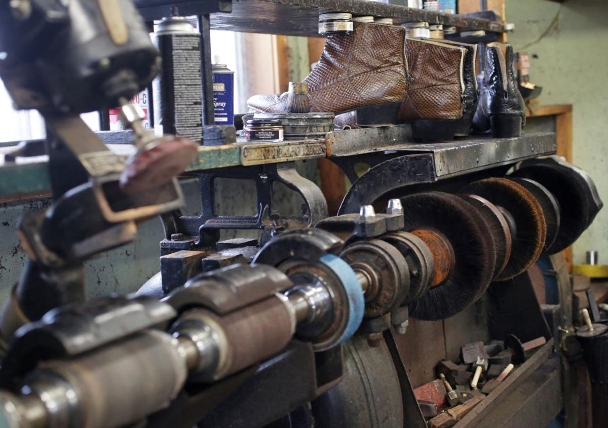 Park Street Shoe Repair closes