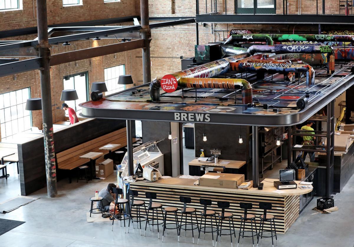 Garver Feed Mill 2019 - Ian's Pizza