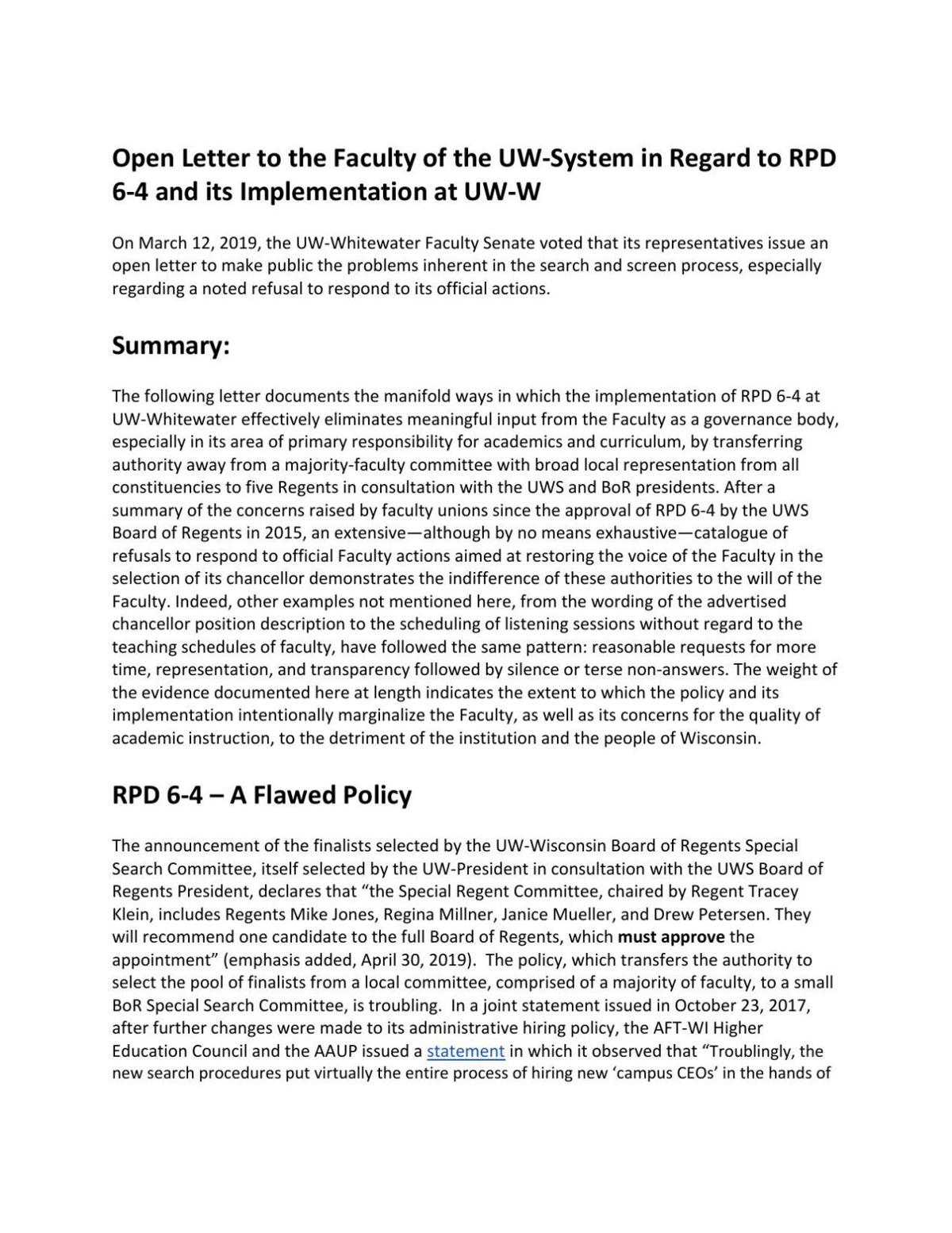OPEN LETTER RE RPD 6-4 TO UWS FACULTY.pdf