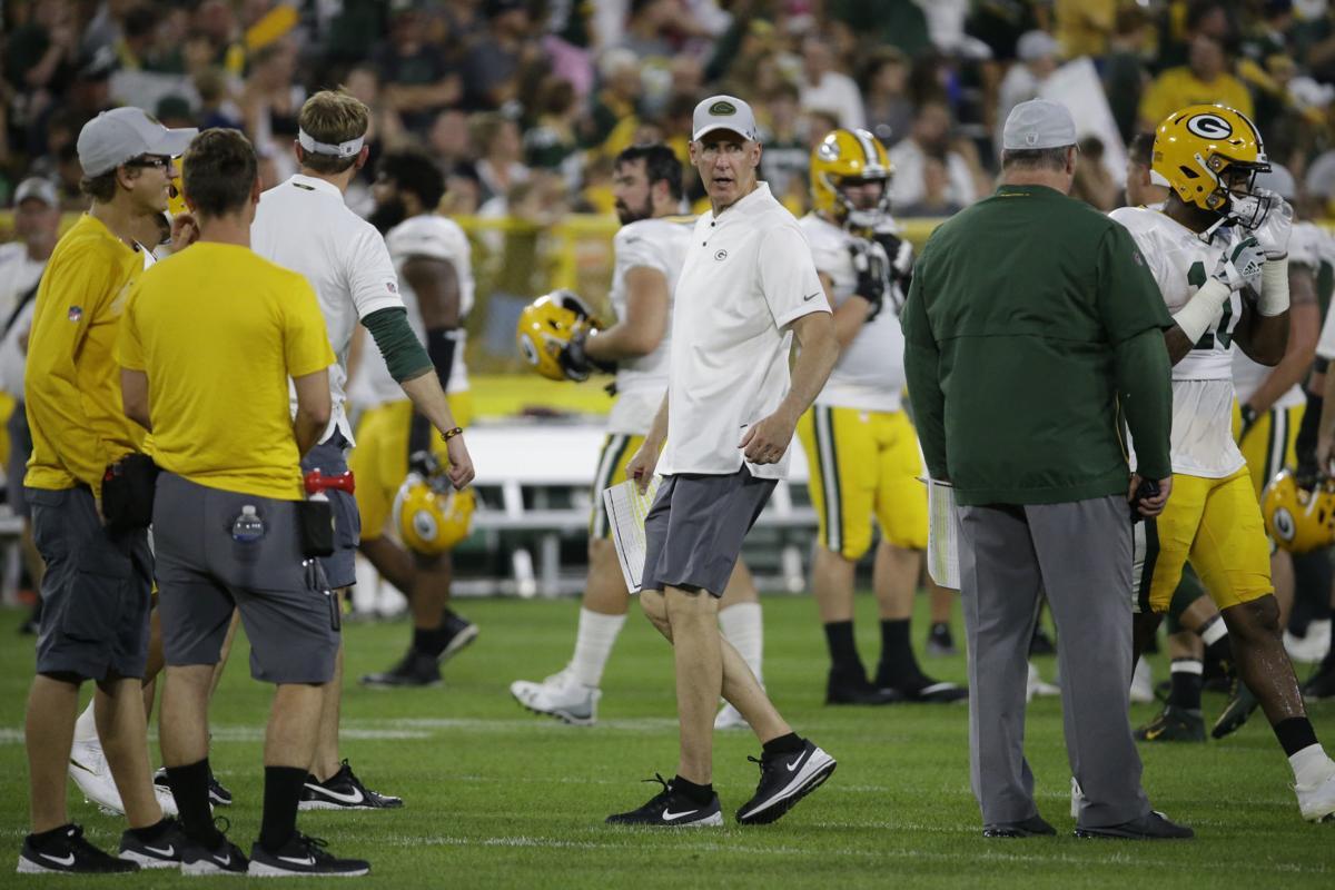 Joe Philbin - Packers