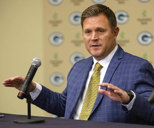 Brian Gutekunst, AP generic file photo