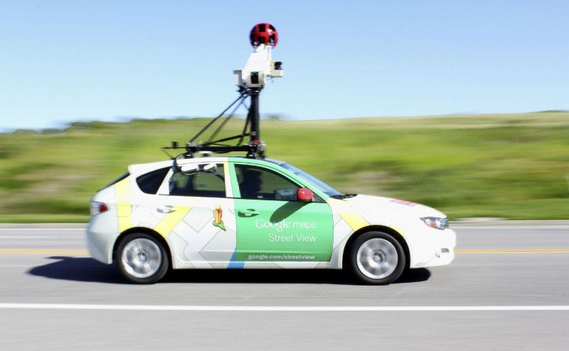 Google Street View Vehicles Rolling Through Madison This Summer