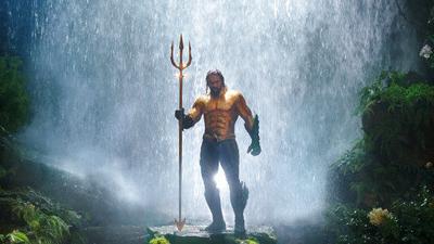 Film Review: Jason Momoa swims but 'Aquaman' sinks