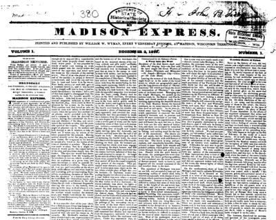 Your newspaper is 180 years old — and still going strong