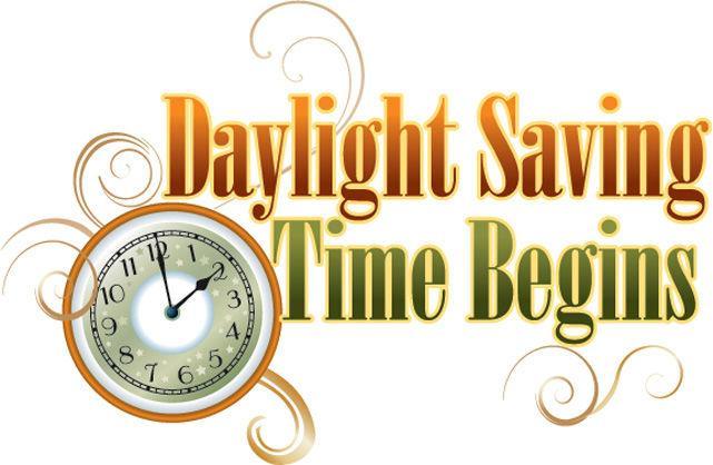 Daylight Saving Time Begins