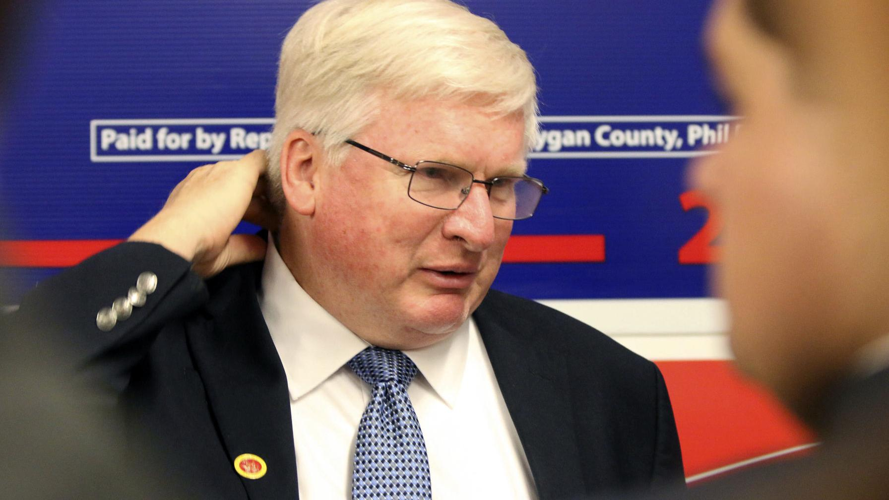 Glenn Grothman would rather punish federal workers than hold Trump to account
